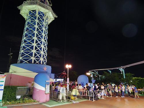 大型遊具『飛行塔』@生駒山上遊園地-17