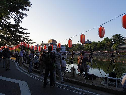 采女神社例祭『采女祭』@猿沢池-04