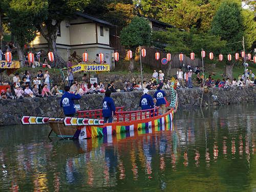 采女神社例祭『采女祭』@猿沢池-05