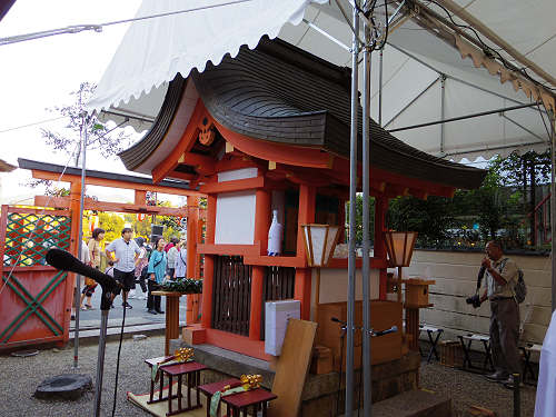 采女神社例祭『采女祭』@猿沢池-08