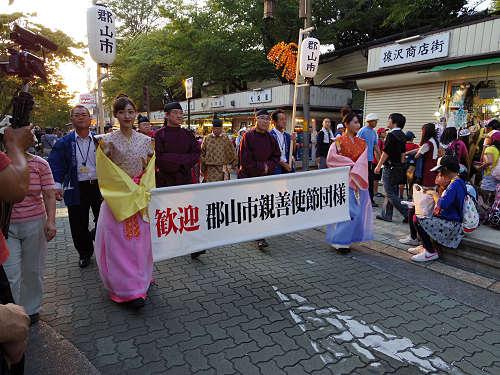 采女神社例祭『采女祭』@猿沢池-13