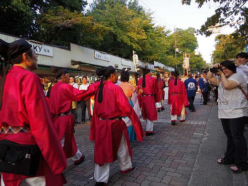 采女神社例祭『采女祭』@猿沢池-14