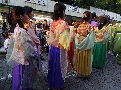 采女神社例祭『采女祭』@猿沢池-15