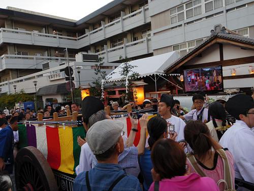 采女神社例祭『采女祭』@猿沢池-16