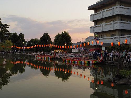 采女神社例祭『采女祭』@猿沢池-19
