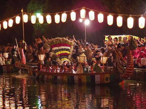 采女神社例祭『采女祭』@猿沢池-22