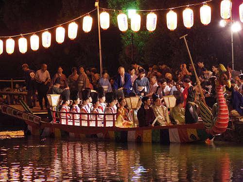采女神社例祭『采女祭』@猿沢池-23