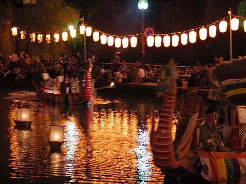 采女神社例祭『采女祭』@猿沢池-24