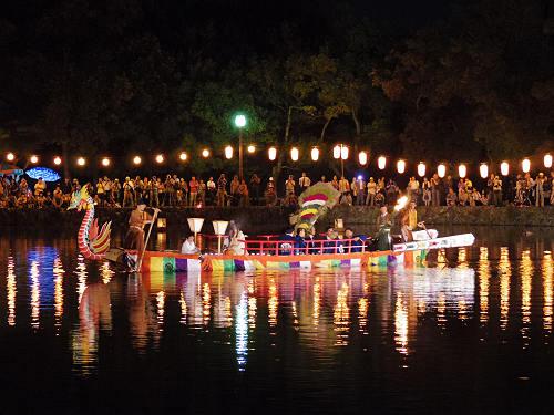 采女神社例祭『采女祭』@猿沢池-27