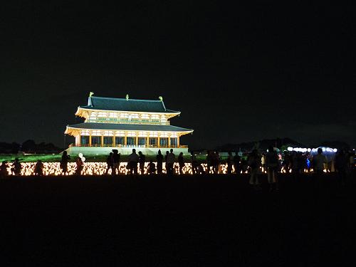 平城京天平祭 2014夏 @平城宮跡-16