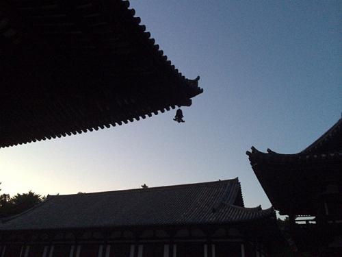 観月讃仏会2014@唐招提寺(奈良市)-05