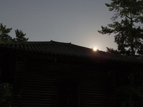 観月讃仏会2014@唐招提寺(奈良市)-09