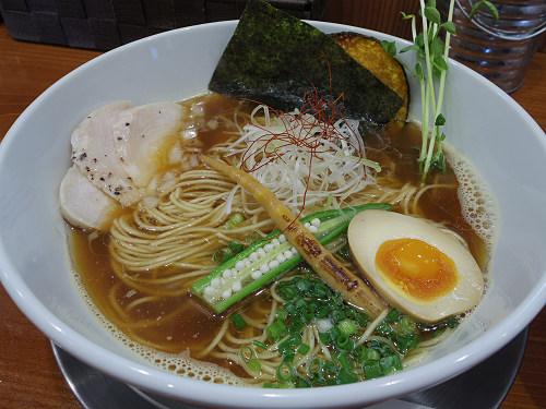 ラーメン『暁製麺』@田原本町-09