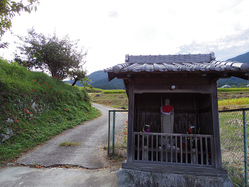 一言主神社と葛城古道のヒガンバナ-06