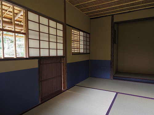 庭園・茶室「八窓庵」無料公開@奈良博-08