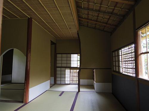 庭園・茶室「八窓庵」無料公開@奈良博-09