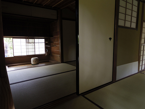 庭園・茶室「八窓庵」無料公開@奈良博-11