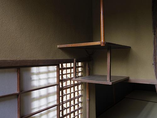 庭園・茶室「八窓庵」無料公開@奈良博-12