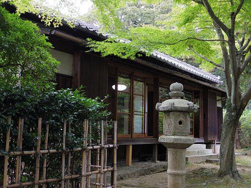 庭園・茶室「八窓庵」無料公開@奈良博-17