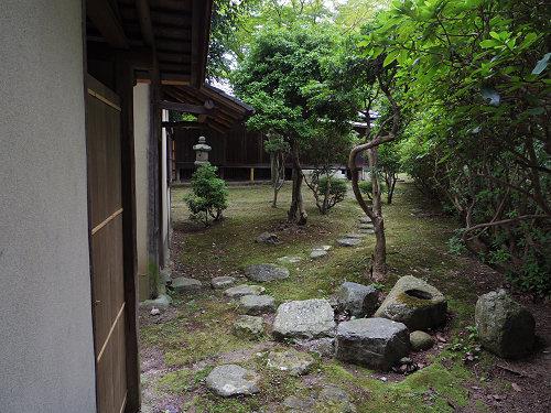 庭園・茶室「八窓庵」無料公開@奈良博-18