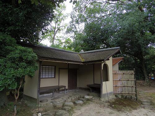 庭園・茶室「八窓庵」無料公開@奈良博-19