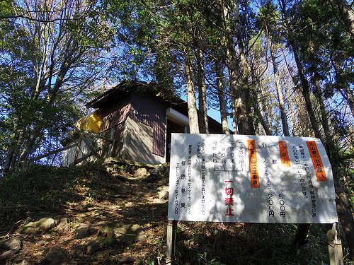 曽爾高原のススキと倶留尊山登山-20
