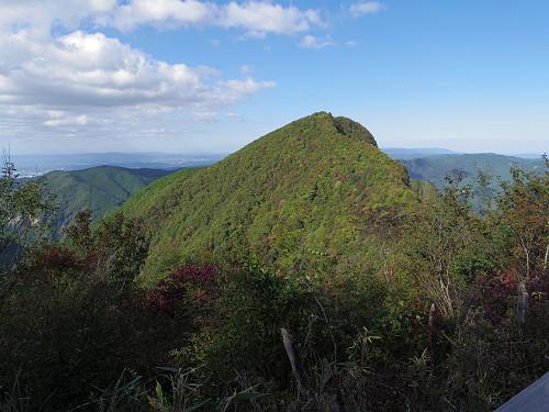 曽爾高原のススキと倶留尊山登山-22