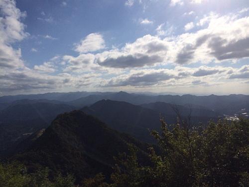 曽爾高原のススキと倶留尊山登山-26