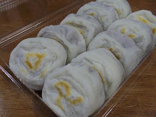 要予約の吉野名物こばしのやき餅『こばし餅店』@吉野町