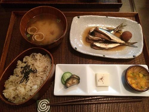 かやく飯とお酒『かやく』@奈良市-06