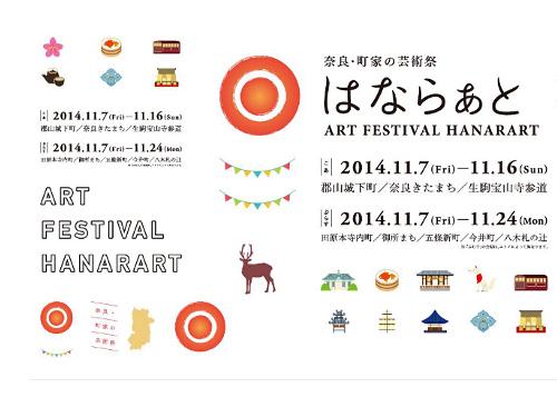 奈良・町家の芸術祭 はならぁと