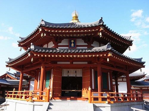 玄奘三蔵院伽藍 大唐西域壁画殿 公開 @薬師寺