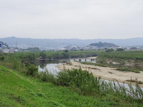 奈良の沈み橋『大城橋』@河合町・斑鳩町-01