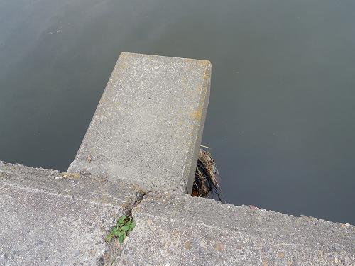 奈良の沈み橋『大城橋』@河合町・斑鳩町-12