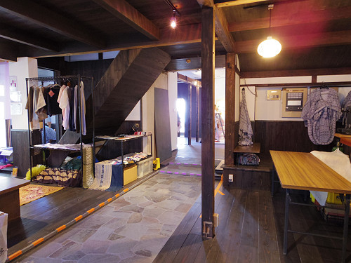 奈良・町家の芸術祭 はならぁと2014@生駒宝山寺参道-06