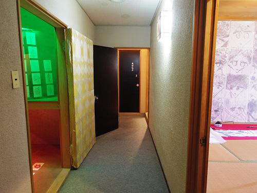 奈良・町家の芸術祭 はならぁと2014@生駒宝山寺参道-08