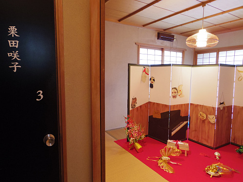 奈良・町家の芸術祭 はならぁと2014@生駒宝山寺参道-09
