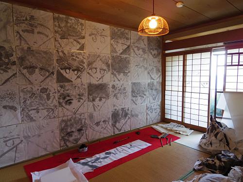 奈良・町家の芸術祭 はならぁと2014@生駒宝山寺参道-10