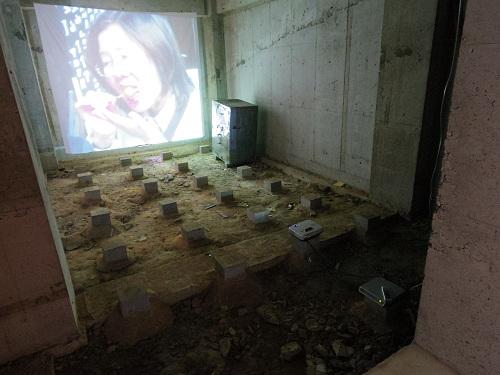 奈良・町家の芸術祭 はならぁと2014@生駒宝山寺参道-19
