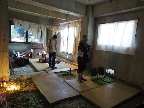 奈良・町家の芸術祭 はならぁと2014@生駒宝山寺参道-21