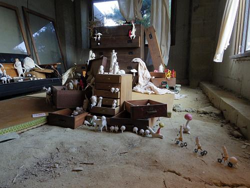 奈良・町家の芸術祭 はならぁと2014@生駒宝山寺参道-23