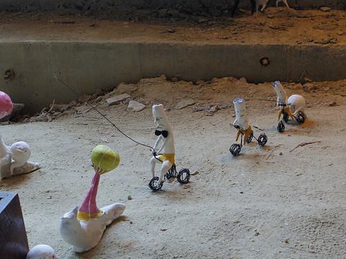 奈良・町家の芸術祭 はならぁと2014@生駒宝山寺参道-25