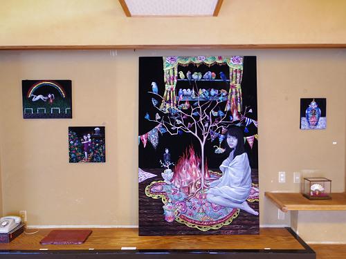 奈良・町家の芸術祭 はならぁと2014@生駒宝山寺参道-30