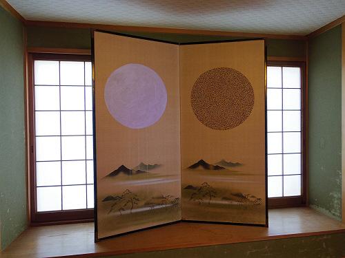 奈良・町家の芸術祭 はならぁと2014@生駒宝山寺参道-38