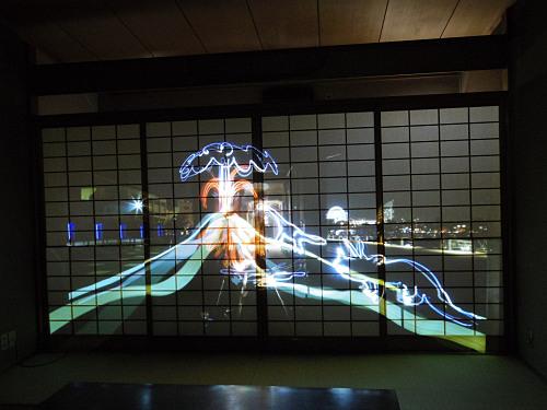 奈良・町家の芸術祭 はならぁと2014@生駒宝山寺参道-44