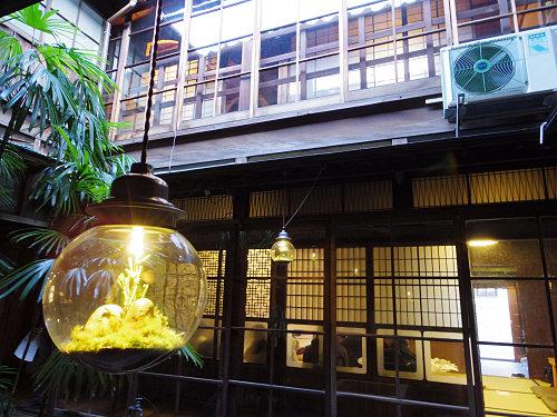 圧倒的な存在感の旧川本邸『はならぁと2014』@郡山城下町