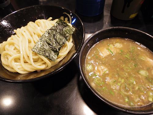 無鉄砲 つけ麺 無心@奈良市-04