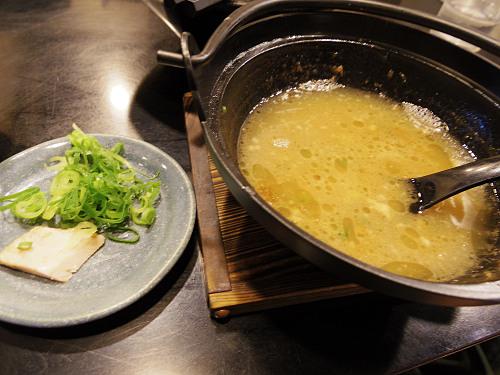 無鉄砲 つけ麺 無心@奈良市-09