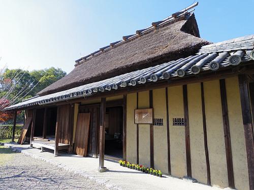 奈良県立民俗博物館・大和民俗公園@大和郡山市-10