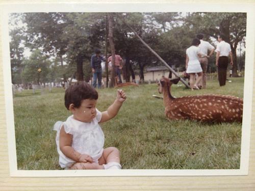 1970年頃の奈良での記念写真たち-03
